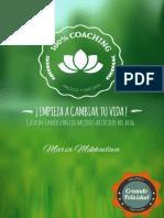 M. Mickailova.empieza a Cambiar Tu Vida 2015