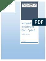 National Zev Investment Plan