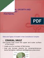 Craniofacial Growth and Development Postnatal Part2