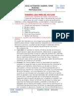 Cuestionario 2do Parcial Pet-200
