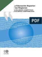 OECD - La educación superior y las regiones globalmente competitivas localmente comprometidas.pdf