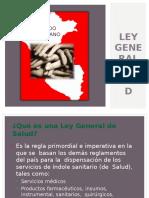 Ley General de Salud II