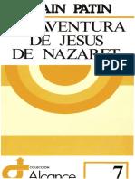 La Aventura de Jesus de Nazaret - Alain Patin.pdf