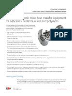 Kenics Whtppr Heat Transfer