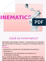 Kinematics Valle