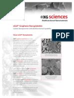 xGnP Graphene nanoplatelets