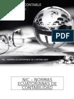NIC- NEC - NIIF