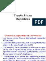 Transfer Pricing PPT