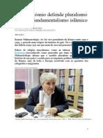 O Fundamentalismo e Uma Forma de Idolatatria - Mateus Soares Azevedo