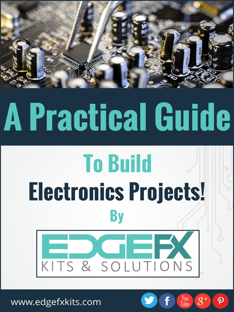 Edgefx Technologies A Practical Guide To Build Electronic Projects Duty Cycle Selector Electronics Project Projectstelangana India S Bipolar Junction Transistor Inductor