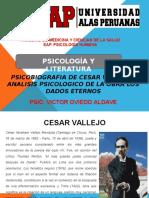 Cesar Vallejo y Los Dados Eternos