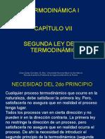 Capitulo VII Segunda ley de la termodinámica.v1.ppt