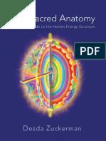 Your Sacred Anatomy_ an Owner's - Desda Zuckerman