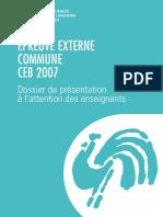 CEB2007