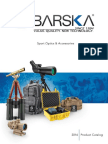 2016 Barska Optics Catalog