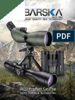 2017 Barska Optics Catalog