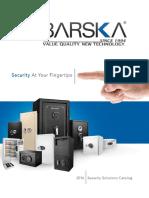 2016 Safes Catalog