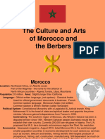 The Culture and Arts of Morocco and the Berbers