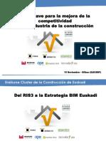 BIM Clave Para La Mejora de La Competitividad en La Industria de La Construcción