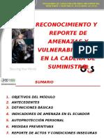 Reporte de Amenazas y Vulnerabilidad en La Cadena de Suministro