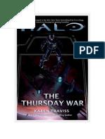 Halo - The Thrusday War