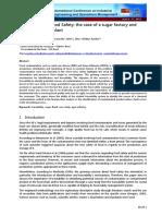Trazabilidad Azucar Factory y Alcohol Destilado_Caso de Estudio