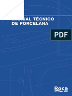 ROCA Manual Tecnico Porcelana