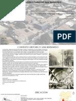 Gimnasio Ferroviario San Bernardo R.vilcHES