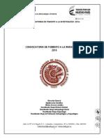 Convocatoria Proyecto Colombiano
