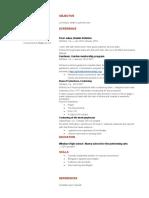 resume-standard