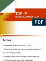 12-Direccionamiento - ARP - DHCP