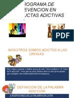 Presentacion adicciones alumnos