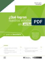 Informe-para-Docentes-Lectura-ECE-2016-2.°-grado-de-secundaria