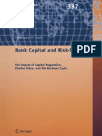 Bank Capital and Risk-Taking
