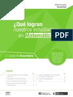 Informe-para-Docentes-Matemática-ECE-2016-2.°-grado-de-secundaria