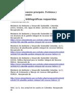 Bibliografía Recurso hídrico UNAD