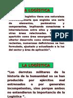 El ABC de La Logistica s.p.