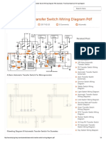 Automatic Transfer Switch Wiring Diagra...Atic. Free Download Car Wiring Diagram