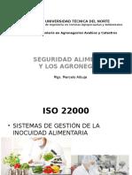 Seguridad Alimentaria y Los Agronegocios Clase 7 Iso22000 (1)