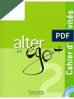 Alter Ego + 2 - Cahier d'activités (pdf)