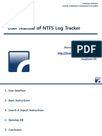 Junghoon Oh-NTFS Log Tracker User Manual (English)