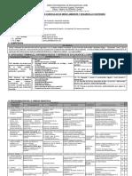 Prog.curr. Medio Ambiente y Desarrollo
