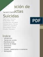 Evaluacion Compotamiento Suicida