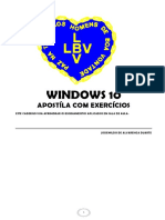 Apostila Windows 10