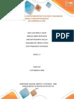 El plan de gestión de costos_grupo 17