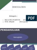 Hemoglobin Ppt