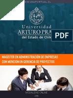 Magister Administracion Empresas