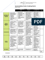 Internet Poster Grading Rubric
