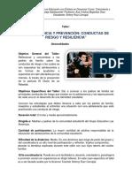 Taller- Conductas de Ruiesgo en la Adolescencia.pdf