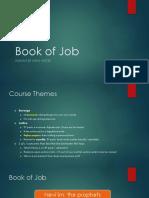 Book of Job Notes